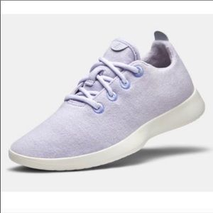 Allbirds Wool Runners Lavender Kotare Sneakers